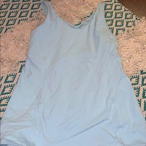 Tiffany blue lululemon tank top